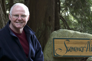 Ken Budd operates his boutique publishing company, SummerWild Productions, from his home on the Sunshine Coast of British Columbia.